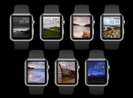 Giveaway: Seven Free Watch Faces