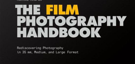 Pre-order now: The Film Photography Handbook