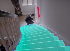 AR Showcase: Stair Lift