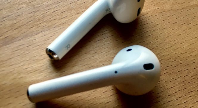 AirPods – My Verdict