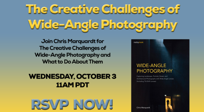 RSVP: Free Wide-Angle Webinar on Oct/3